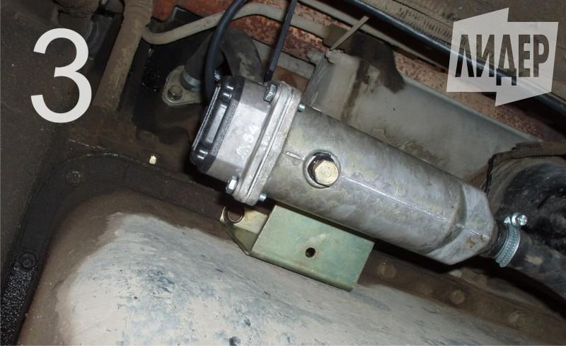Подогреватель двигателя камаз 220в 137
